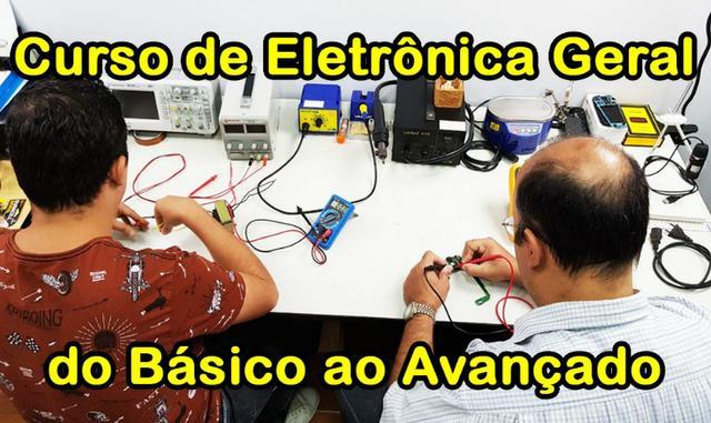 curso de eletronica