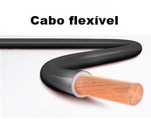 cabo flexivel