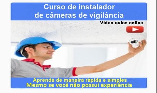 instalador camera