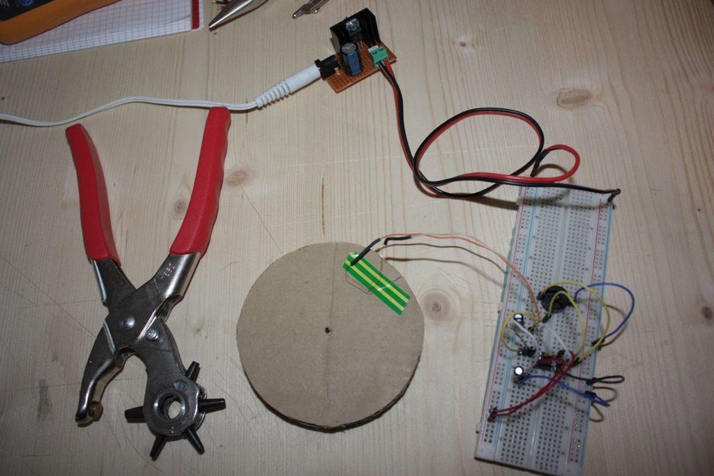 detector de metais caseiro